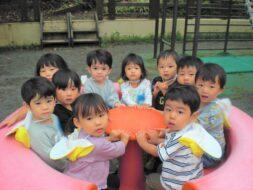 幼少組9月の様子